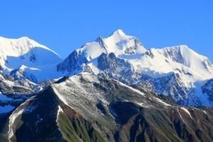 гора, Белуха, Алтай