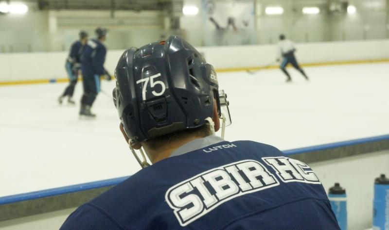 хоккеист «Сибири»