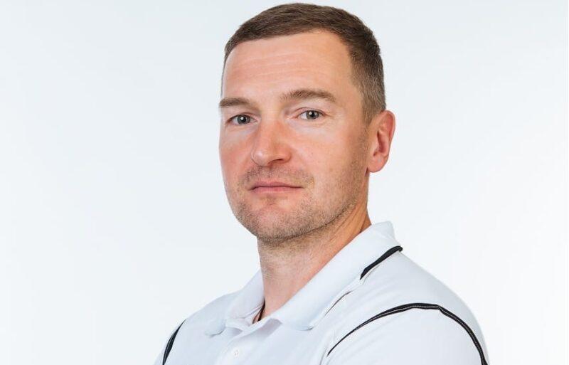 тренер Андрей Ендропов