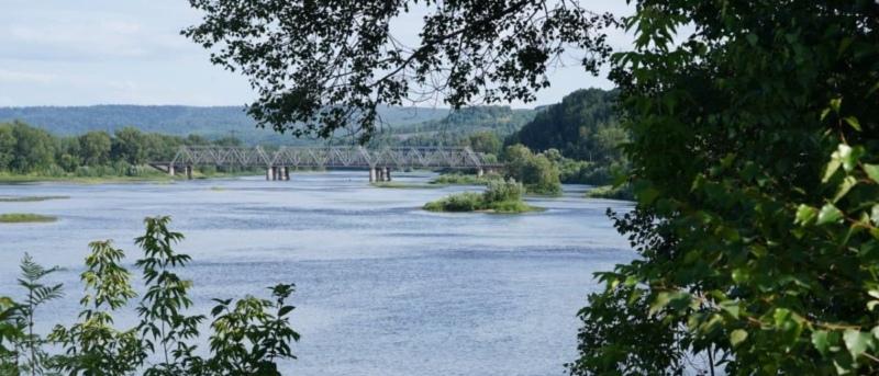 река, Томь