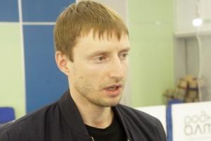 Фехтовальщик Вениамин Решетников