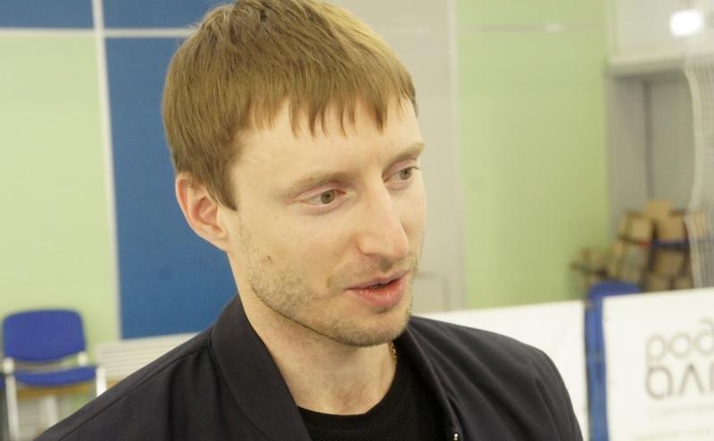 Новосибирский фехтовальщик Вениамин Решетников