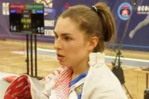 Олимпийская чемпионка по фехтованию София Позднякова