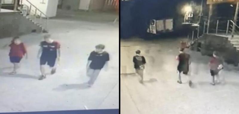 Полиция разыскивает грабителей