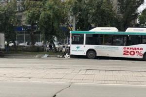 ДТП, автобус