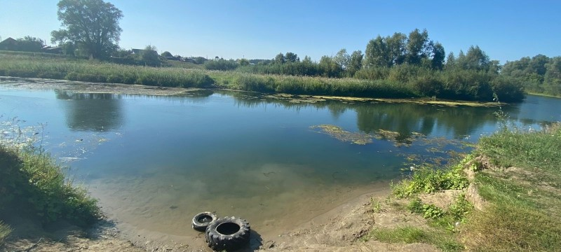 вода, озеро