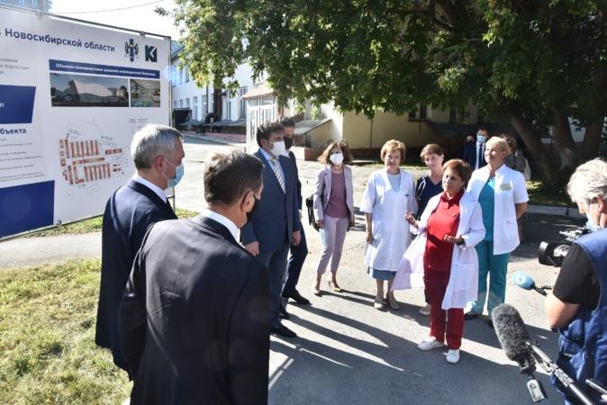 Травников, больница, врач