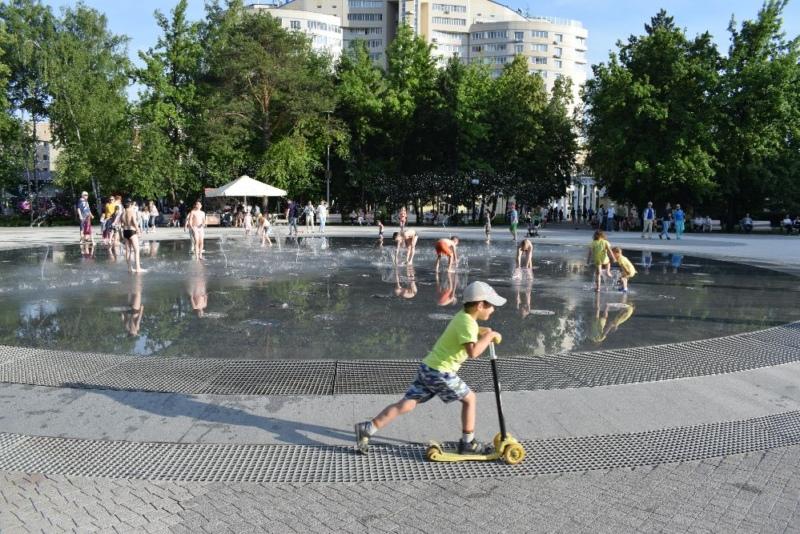 парк, Центральный парк