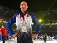 Паралимпийский чемпион Антон Кулятин