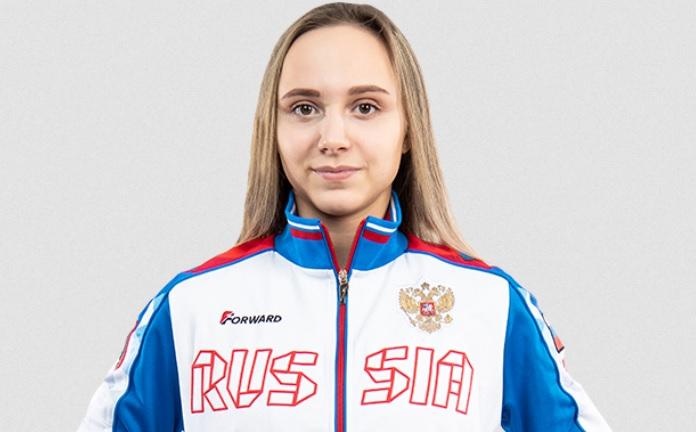 гимнастка Анастасия Ильянкова