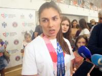 двукратная олимпийская чемпионка София Позднякова