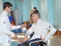 Участник Паралимпиады Максим Шабуров