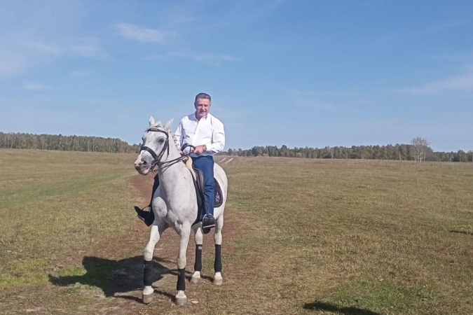 Шимкив, конь