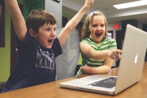 компьютер детям
