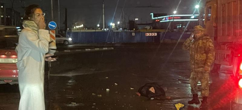 ДТП, авария, погиб человек