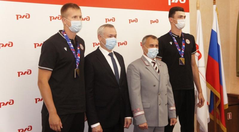 волейболист Ильяс Куркаев