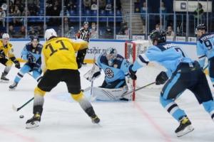 хоккейный матч Сибирь - Северсталь