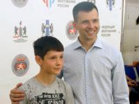 тренер Софии Поздняковой Сергей Степанкин