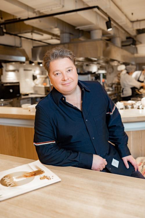 Денис Иванов - топ рестораторов в России