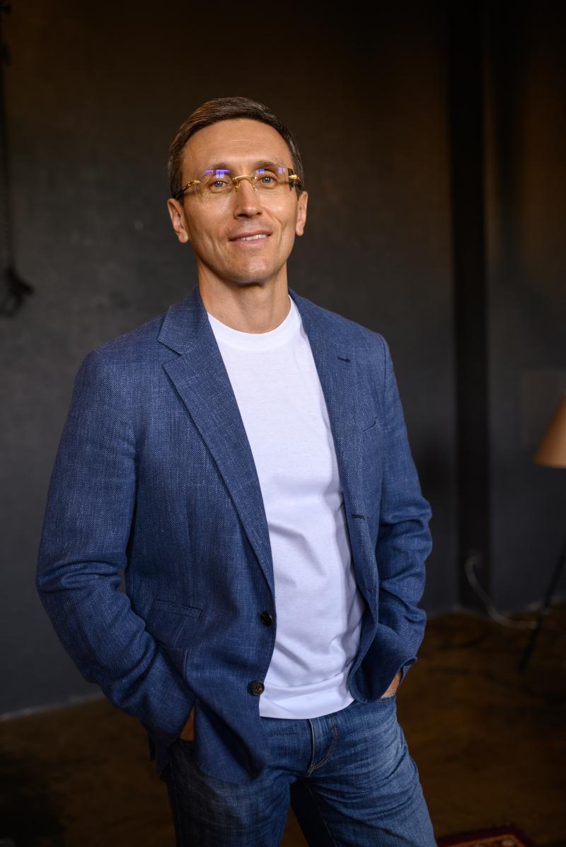 Илья Руднев - президент международного сообщества предпринимателей «ЭКВИУМ», основатель «ЭКВИУМ» Самара