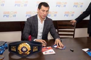 трехкратный чемпион мира по греко-римской борьбе Роман Власов