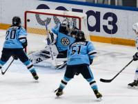 матч КХЛ «Сибирь» - «Барыс»